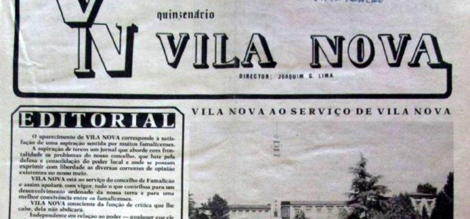 Grande entrevista | Joaquim Lima. O primeiro diretor do Vila Nova conta como o jornal nasceu