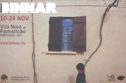 10 a 24/11 | BINNAR – Festival de Artes vive 2ª edição