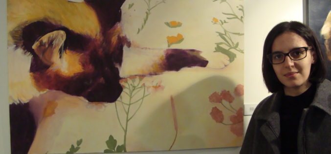 Maria Rita Pimentel | Obra a concurso na XII Bienal de Pintura Eixo Atlântico
