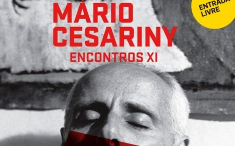 Mário Cesariny – Encontros XI na Fundação Cupertino de Miranda