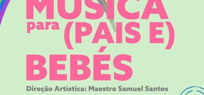 26/11 | Música para (pais e) bebés em Vila do Conde