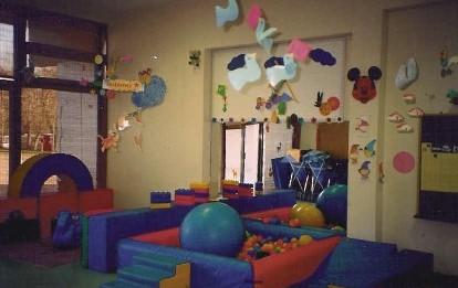 Educação Especial - Sala de aulas de unidade SAP