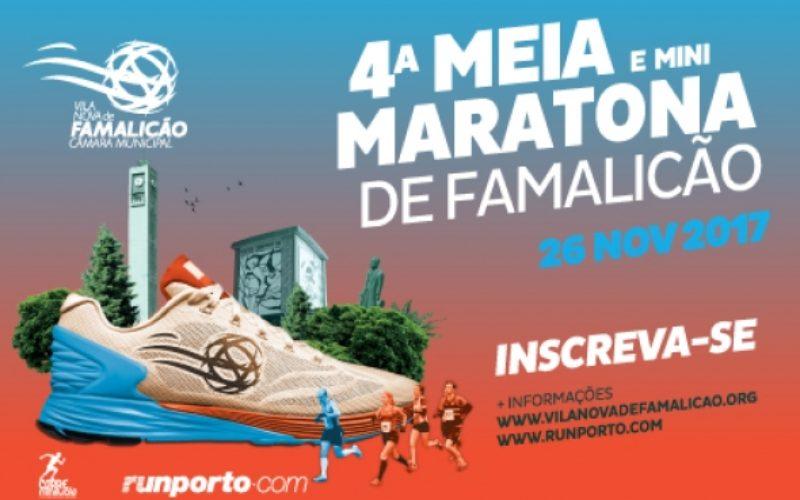 26/11 | 4ª Meia e Mini-Maratona de Famalicão