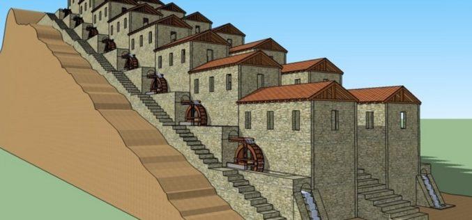 Azenhas, moinhos e açudes no Vale do Ave | História, cultura, património e inovação: Parte II – Origem (Séc. I a.C. – IV)