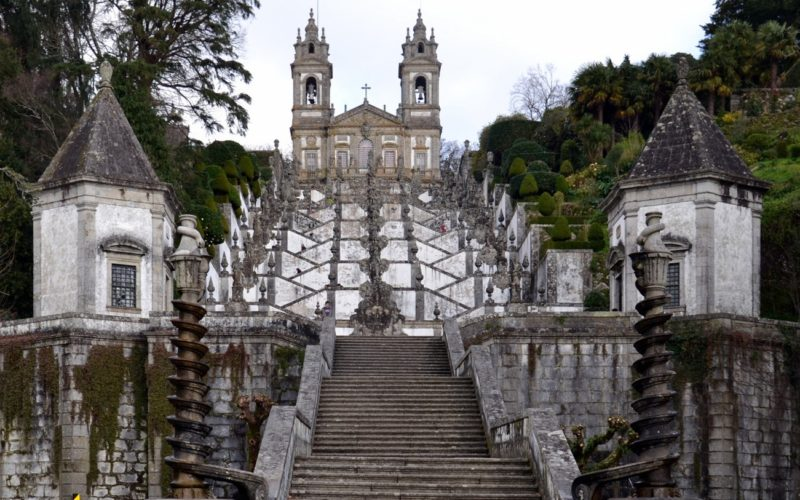 Viagem Sensorial e Emocional pela Arquitectura de Braga
