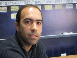 Vila Nova - Famalicão Online | Entrevista: Nuno Moreira / F C Famalicão Certificação das camadas jovens (imagem: Pedro Costa)