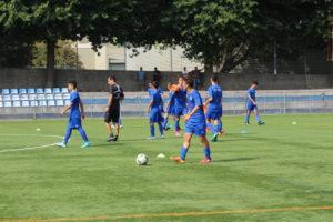 Vila Nova - Famalicão Online - Nuno Moreira: Entrevista - Há que treinar muito e bem para se chegar a craque