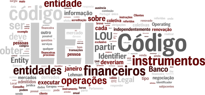 Mundo empresarial | O que é, para que serve e porque surgiu o Código LEI (Legal Entity Identifier)?