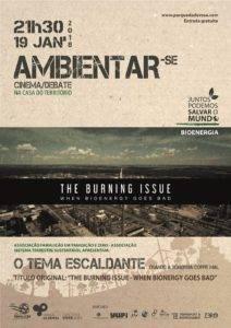 Vila Nova Online | Ambientar-se - Tema Escaldante Ambientar-se Famalicão Casa do território Parque da Devesa Burninbg Issue