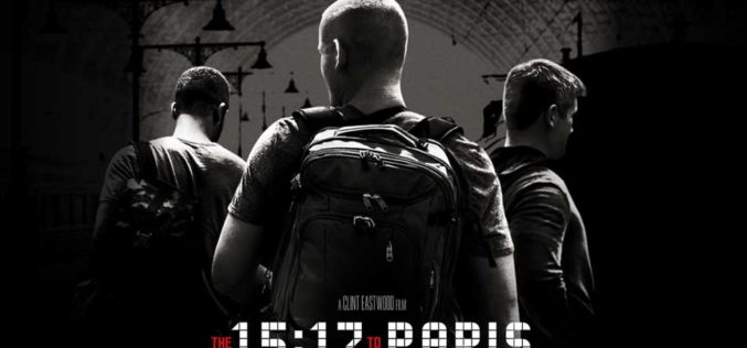 Observatório de Cinema | 15:17 Destino Paris. Tiro ao Lado, Sr. Eastwood