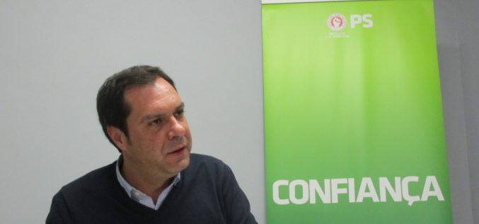 PS | Rui Faria toma posse como Presidente da Concelhia