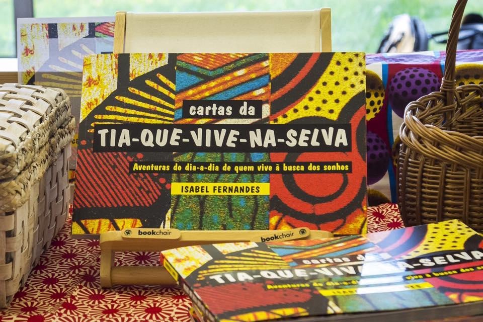 Vila Nova - Famalicão Online | Patrícia Fernandes - Isabel Fernandes. Kon-Kon Cartas da tia que vive na selva