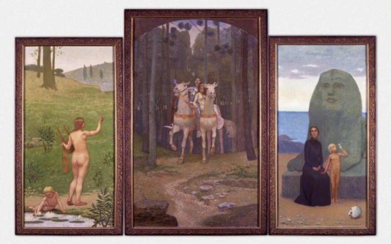 7/2 a 7/5 | A Vida, de António Carneiro, no Museo Nacional Centro de Artes Reina Sofia, em Madrid