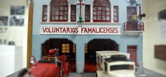 17/11 – 31/3 | Bombeiros Voluntários Famalicenses: Vida por vida, uma história de amor (1927-2017)