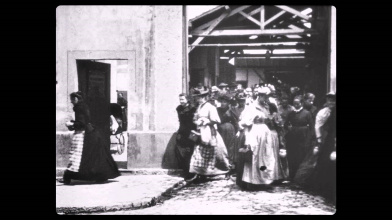 Vila Nova Online   Diogo Martins - Dar coisas aos nomes . O cinema antes da cultura - Thierry FRémaux - Lumière! A Aventura Começa 12 - 1