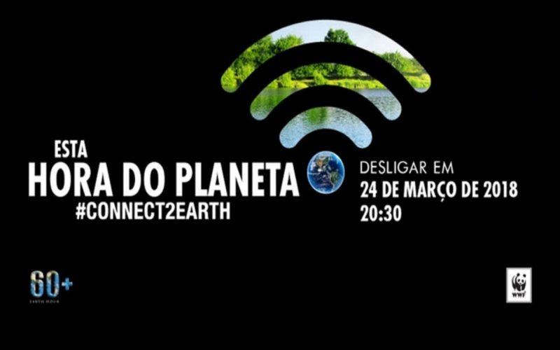 24/3   20:30 é Hora do Planeta. Planeta Terra sustentável está nas nossas mãos
