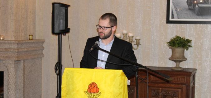 JS | Ricardo Dias, novo líder da Juventude Socialista de Famalicão: Proximidade, camaradagem e trabalho de equipa