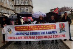 Greve | Trabalhadores têxteis, do vestuário e do calçado realizam greve a 23 de março, Bloco de Esquerda solidário