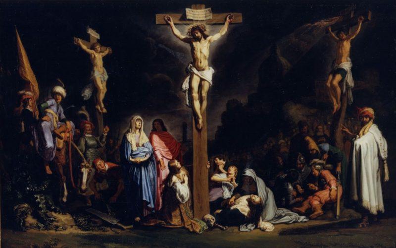 História e Religião | A cruz e a morte de Jesus: uma reflexão