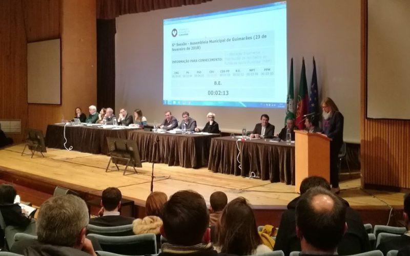 Guimarães | Bloco de Esquerda lamenta que o Partido Socialista não ponha fim à precariedade laboral