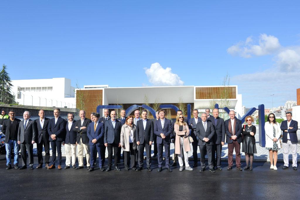 Vila Nova Online |Forum Braga - inauguração (Open Days) Ricvardo Rio e personalidades
