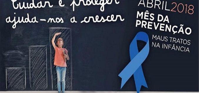 Direitos das Crianças | Caminhada do Mês Internacional da Prevenção dos Maus Tratos na Infância realiza-se amanhã