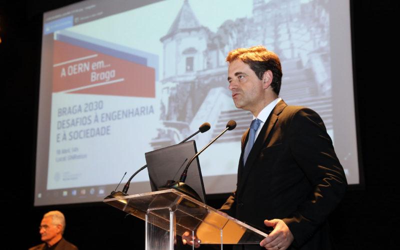 Fórum Braga 2030 – Desafios à Engenharia e à Sociedade | Ricardo Rio: Queremos uma Braga dinâmica, competitiva, coesa e inovadora