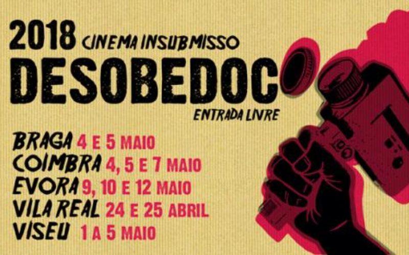 Desobedoc | Mostra do Cinema Insubmisso chega à cidade