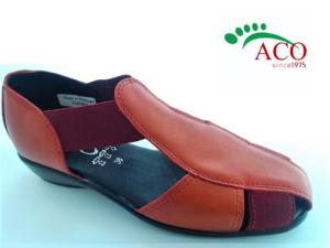 Vila Nova Online ! Exemplar de qualidade do calçado produzido na ACO shoes