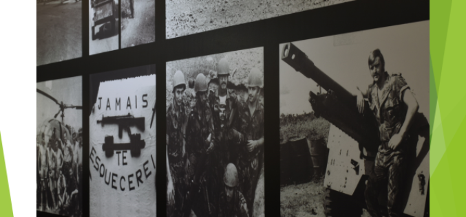 Guerra Colonial portuguesa, uma história por contar | 'Deficientes das Forças Armadas – A Geração da Rutura' (Guerra Colonial, 25 de Abril, Reintegração Social), da ADFA