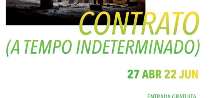 Escultura | Ângela Ferreira e Fernando José Pereira. Tempus fugit: Contrato (a tempo indeterminado)