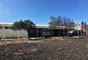 Vila NOva | Instaalações da ICCO em Cabo Verde