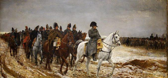 Recriações históricas | Napoleão em Famalicão!