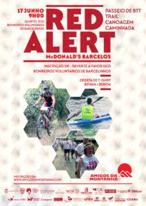 VN Online | Solidariedade - Amigos da Montanha realizam Red Alert McDonald's Barcelos em 17 de junho
