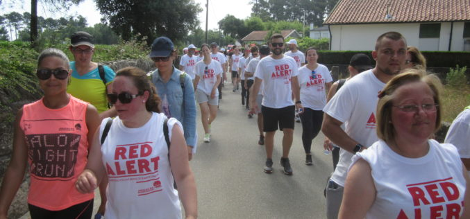 Solidariedade | Amigos da Montanha organizam Red Alert McDonald's Barcelos a favor dos Bombeiros de Barcelinhos