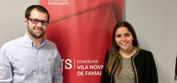 JS | Maria João Rodrigues é a primeira coordenadora do recém-criado Núcleo da Juventude Socialista