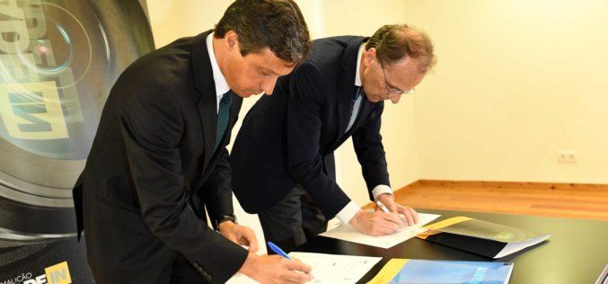 Protocolos | Câmara Municipal e AEP estreitam relação para ajudar empresas de Famalicão