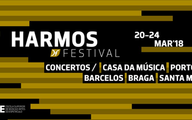 21 a 23/ 3 | HARMOS Festival. Em Barcelos: Accendo Quartet, DeFormule e Marc Aurel Quartett