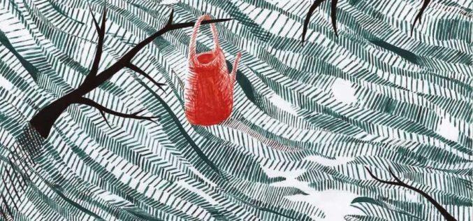 Ilustração | Dilúvio, de Maria Pimentel vence 1º Prémio do Concurso de Ilustração da ANIMAR