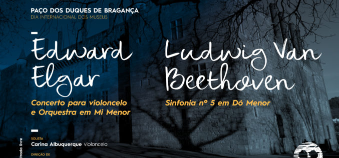 Museus | Orquestra de Guimarães dá (excelente) música – Beethoven e Elgar – no Paço dos Duques