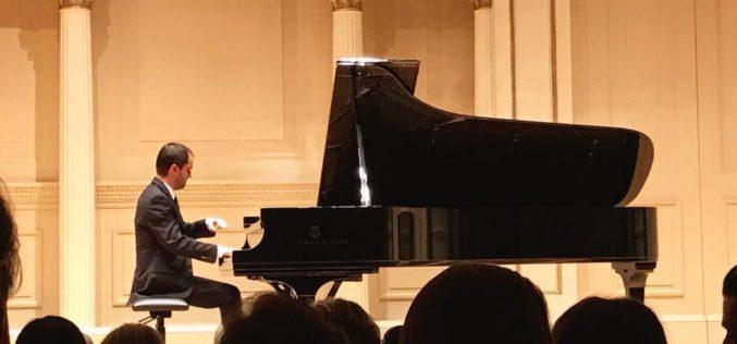 Festivais de Música | Pianista famalicense Nuno Marques organiza mais uma edição do Porto Pianofest
