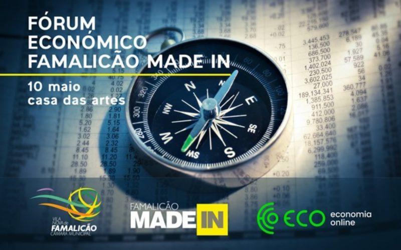 Forum Económico | Famalicão Made In e ECO Online organizam debate em torno da exportação de valor e de conhecimento. Paulo Portas estará presente