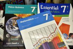 Educação | Famílias famalicenses não pagam manuais escolares até ao 7.º ano de escolaridade