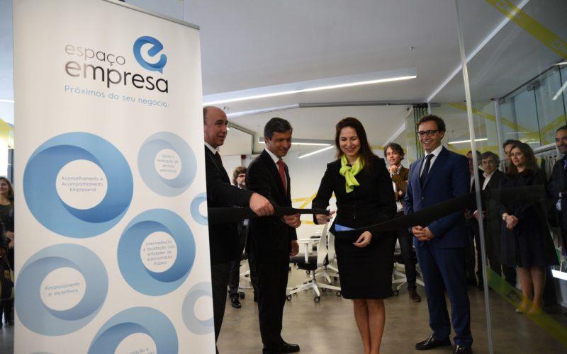 Empreendedorismo | Balcão único para empresários abriu em Famalicão com mais de 100 serviços públicos