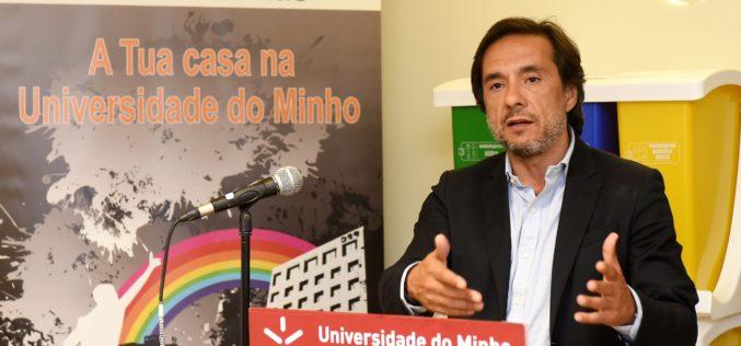 UMinho | Serviços de Ação Social equipados com 100 mini-ecopontos