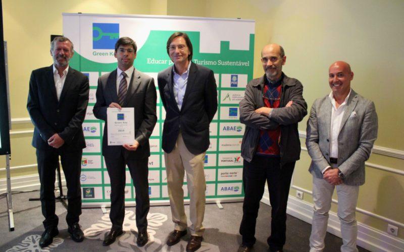 Turismo Sustentável | Programa Green Key distingue Guimarães com cinco prémios