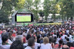 Mundial de Futebol | Famalicenses vibram na Medium Arena