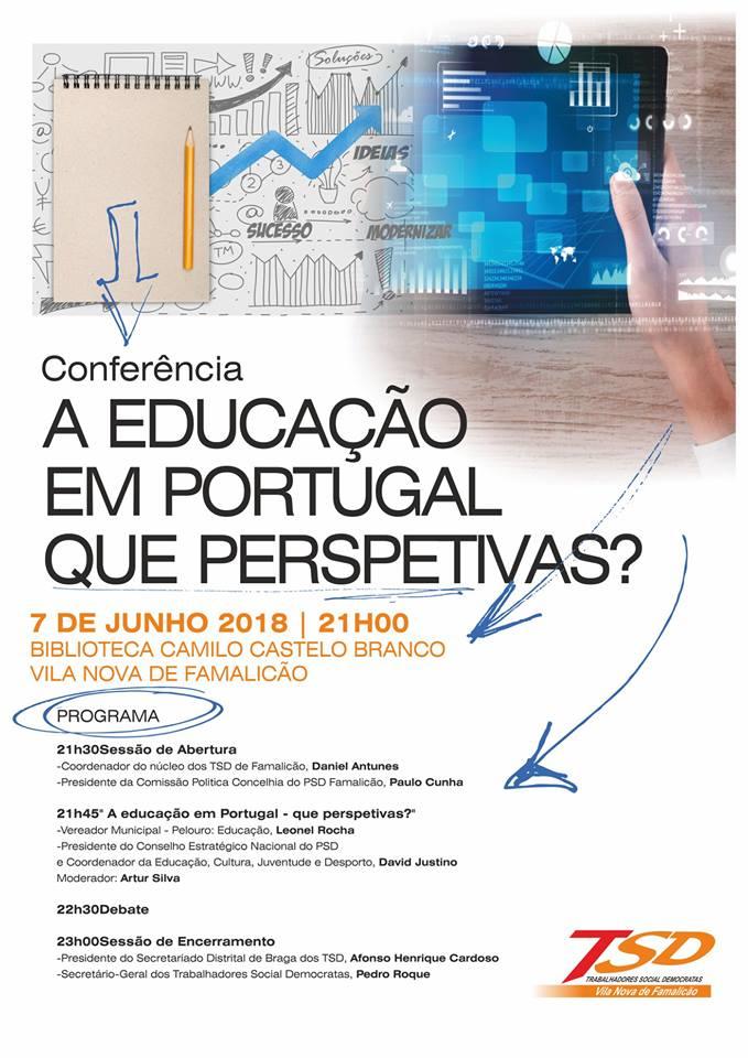 VN Online | A educação em Portugal - Que perspetivas?
