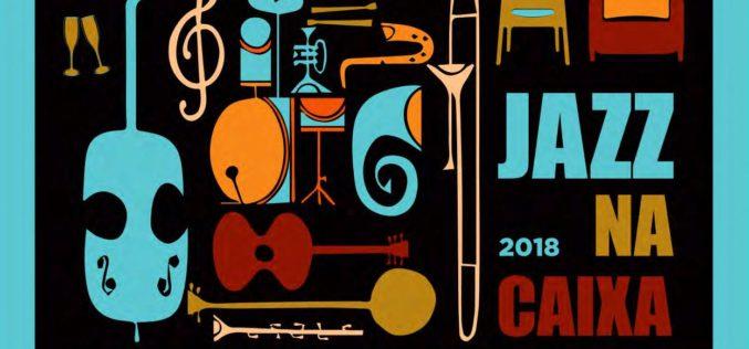 Jazz na Caixa – 2ª ed | Ciclo de concertos íntimos, com grandes músicos de Portugal e da Galiza, promete agradar os fans