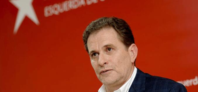 Bloco de Esquerda | Pedro Soares continua a liderar a Comissão Coordenadora Distrital de Braga após eleições